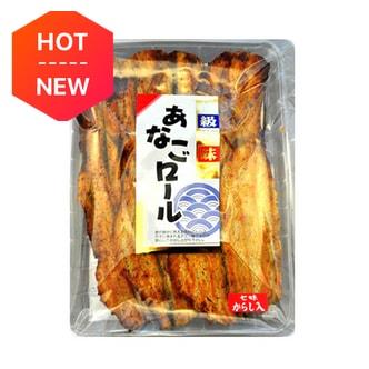 日本CHINMI 烤鳗鱼干 唐辛子调味 65g