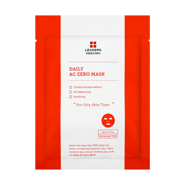 Product Detail - LEADERS INSOLUTION Daily AC Mask 1 Sheet - image 0