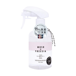 More Room Room Fabric Mist Spray 280ml #Musk+Freesia 1pc
