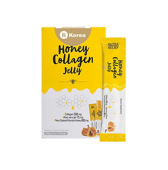 【CHINA DIRECT MAIL】YANXUAN Made in Korea Honey Collagen Jelly 210g (1 Box 14 Pcs)