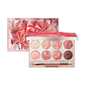 【小红书爆款】韩国CLUB CLIO珂莱欧 钻石8色眼影盘棱镜盘 #02粉红迷醉 Pink Addict