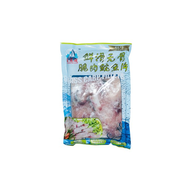 商品详情 - 海港城 无骨脆肉鲩鱼片 300g - image  0