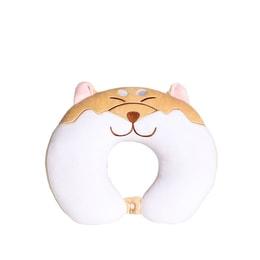 NAYOTHECORGI Corgi U Shape Travel Neck Pillow #Smile#