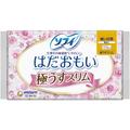日本 UNICHARM SOFY 尤妮佳苏菲 温柔肌超薄棉柔日用护垫卫生巾 17.5cm 34片