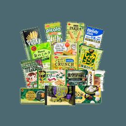 【Editor's Pick】Matcha Snacks