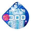 【日本直邮】UHA悠哈味觉糖 全天然果汁软糖 苏打味 40g