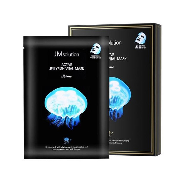 Product Detail - JM SOLUTION Active Jellyfish Vital Mask 1pcs - image 0