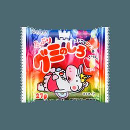 日本KASUGAI春日井 混合果味软糖 27g