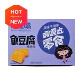 嘎嘎嘴 经典鱼豆腐 烧烤味 22g×20包入