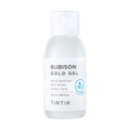 Korean TIRTIR Busison Gold Gel Hand Sanitizer(Bottle) 62% Alcohol 50ml 99% of excellent sanitizing effect