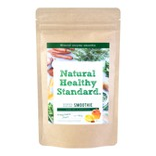 日本NATURAL HEALTHY STANDARD 青汁酵素果蔬代餐粉奶昔 蜂蜜柠檬味 160g