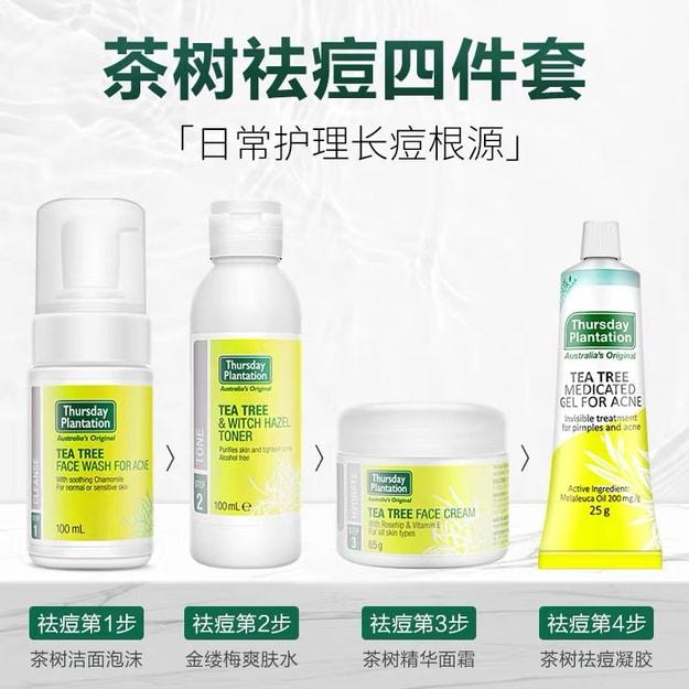 Product Detail - THURSDAY PLANTATION Tea Tree Face Wash For Acne 150ml - image 1