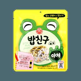 韩国OTTOGI不倒翁 日式拌饭料 蔬菜味 36.3g