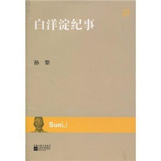 商品详情 - 白洋淀纪事 - image  0