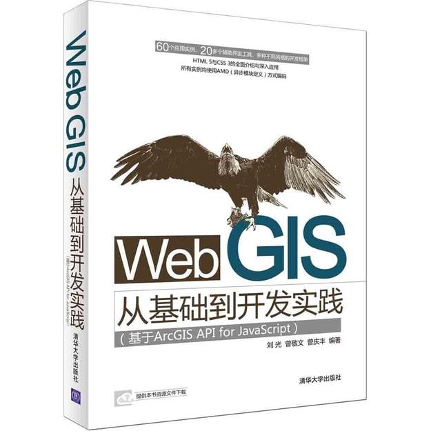 Product Detail - Web GIS从基础到开发实践 基于ArcGIS API for JavaScript - image 0
