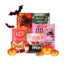 【Halloween Exclusive】Choco Pack(Good for 15-20 kids)