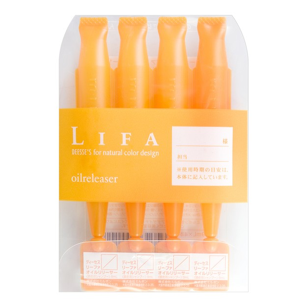 Product Detail - LIFA Oil Releaser 9ml x4pcs - image  0