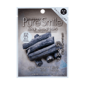 PURE SMILE White Hydrating Charcoal-Mineral Mask 1sheet