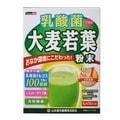 日本YAMAMOTO山本汉方 乳酸菌大麦若叶青汁粉末 30X4g