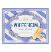 CROWN White Chocolate Hazelnut Waffle Snack 284g