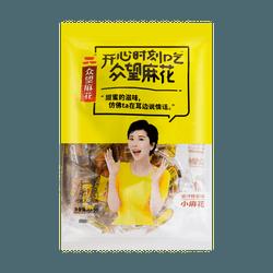 众望 一口脆小麻花 蜂蜜味 512g 包装随机发送