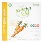 WUTSUPBABY Carrot Quinoa Cereal 113g