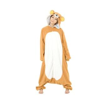 RILAKKUMA Rilakkuma Kigurumi/Pajamas/Jumpsuit One Size