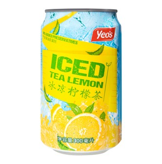 YEO'S Iced Lemon Tea Drink 300ml