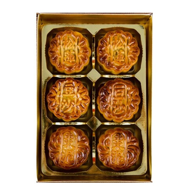 Product Detail - SHENG KEE 6 Assorted Small Moon Cakes 【Delivery Date: End of August】 - image 0