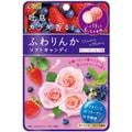 【日本直邮】Kracie嘉娜宝 香体软糖 接吻约会吐息糖果 32g 草莓蓝莓香