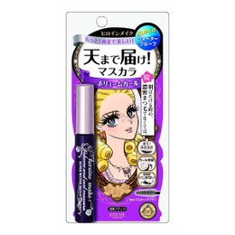 ISEHAN KISS ME HEROINE MAKE Volume & Curl Mascara 01 Deep Black 1pc