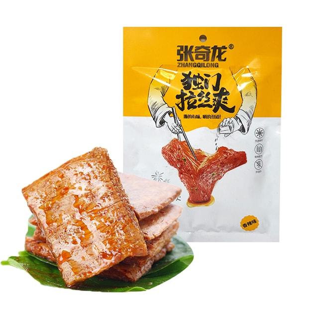 Product Detail - ZHANGQILONG Unique Stringed Tofu 102g - image 0