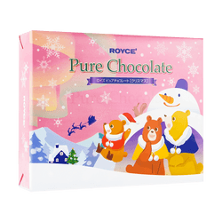 Pure Chocolate Christmas Gift Set 40pcs
