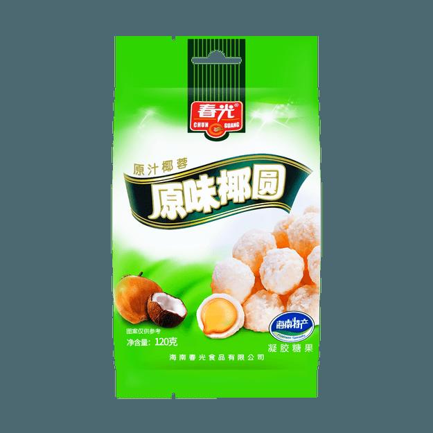 商品详情 - 春光食品 春光椰圆 原味 120g - image  0