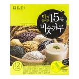 韩国DAMTUH丹特 15种谷物山药营养粉 12条入 240g
