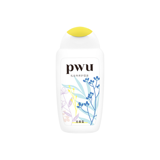 商品详情 - PWU朴物大美 私处护理液 无香型 245ml - image  0