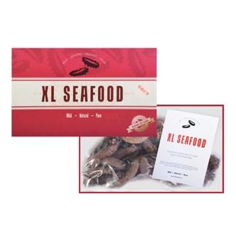 美国旭龙行 五年生特级阿拉斯加红海参 半磅礼盒装