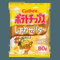 日本CALBEE卡乐B 蜂蜜黄油味薯片 80g
