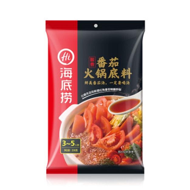 Product Detail - HAIDILAO Hot Pot Seasoning Tomato Flavour 200g - image 0
