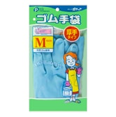FAMILY GOODS COMMUNICATION Plastic Gloves Medium