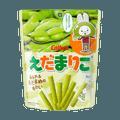 日本CALBEE卡乐B 盐味毛豆条 35g