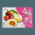 台湾皇族 大福麻薯 荔枝口味 210g