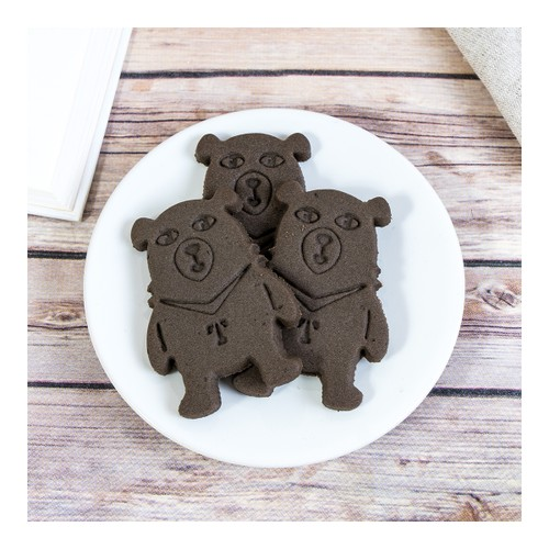 KUO YUAN YE Oh Bear cookie 12 pieces 132g