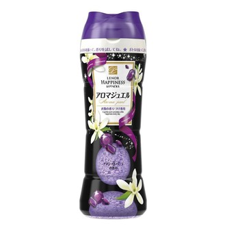 P&G Jewel Fabric Softener Fragrance Aroma Beans #Amethyst Lily 375g Japan Limited