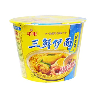 HUA FENG Seafood Flavored Instant Noodle 101g