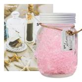 CARMATE Sai Shore Fragrance Air Freshener for Cars Glass Jar White Shampoo 130ml