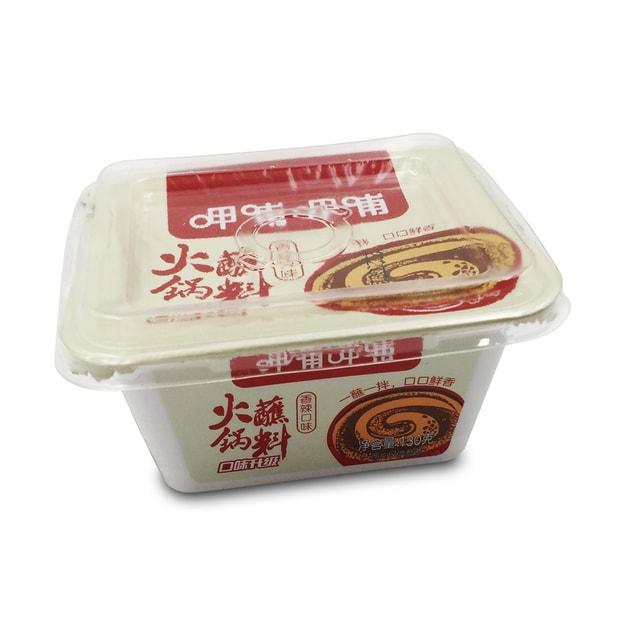 商品详情 - 呷哺呷哺 盒装火锅蘸料 香辣口味 130克 - image  0