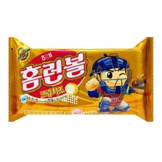 韩国HAITAI海太 HOME RUN奶酪夹心球  46g