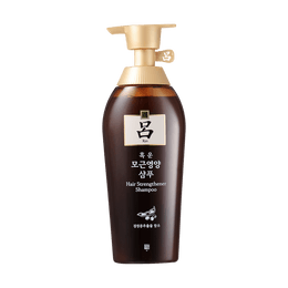 RYO Hair Strenghener Shampoo 500ml