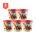 SHIZUREN Sour Hot Vermicelli 130g*5 package
